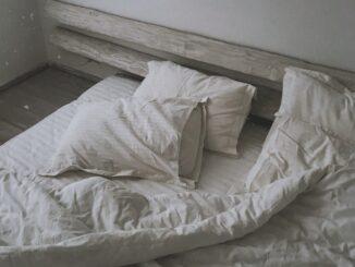 forandringer i soveværelset