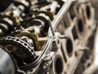 reparation af kobling på bil